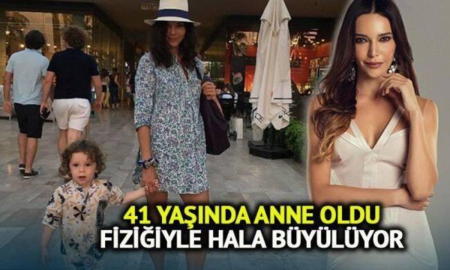 Fizikleriyle şaşırtan 40 yaş üstü ünlü Türk anneler!