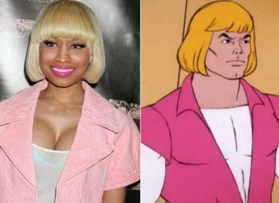 Nicki Minaj - He-Man