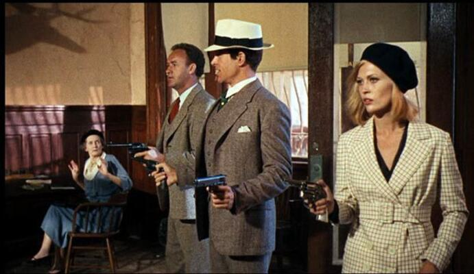 Bonnie and Clyde (Bonnie ve Clyde) (1967)