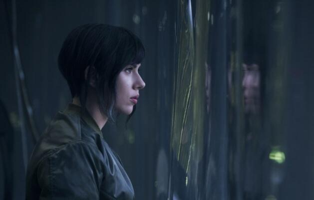 Ghost in the Shell (Kabuktaki Hayalet)