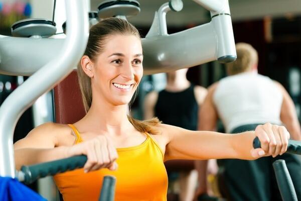 'Kişisel fitness egzersizinizi' bulun