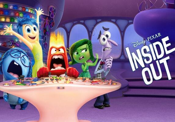 Ters Yüz (Inside Out, 2015)