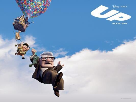 Up (Yukarı Bak)