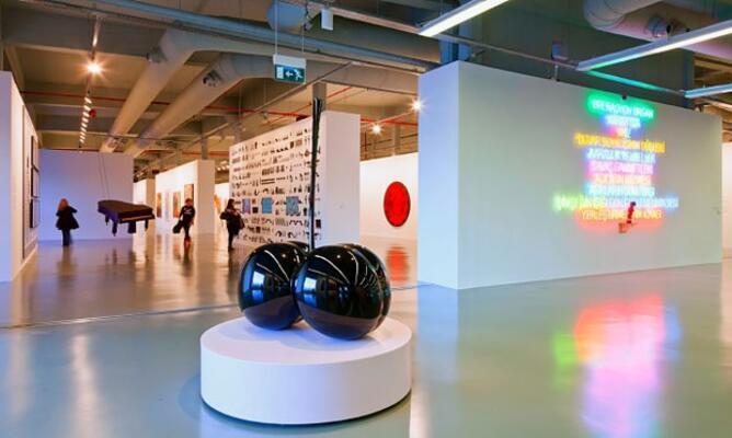 İstanbul Modern'de sanata yakınlaşsın!