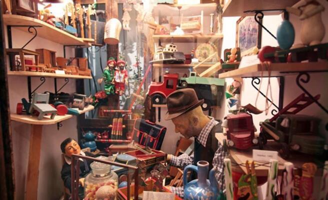İstanbul Oyuncak Müzesi'nde dünyayı keşfetsin!