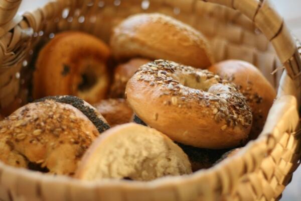 13- Ekmek sepeti uzağınızda dursun