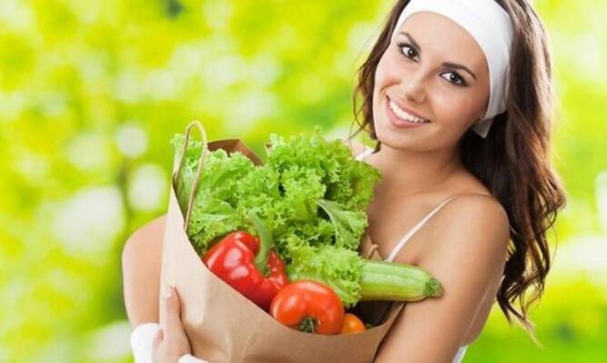 3-Lifli gıdalara ağırlık verin