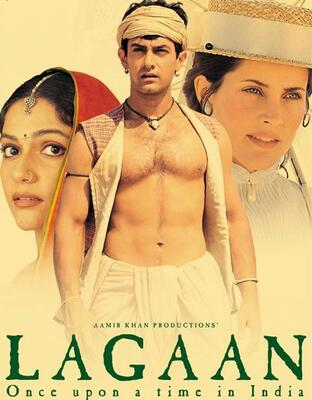 Lagaan: Evvel zaman içinde Hindistan'da - Lagaan: Once upon a time in India/2001