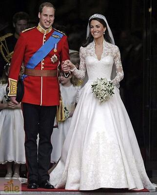 Kate Middleton ve Prens William