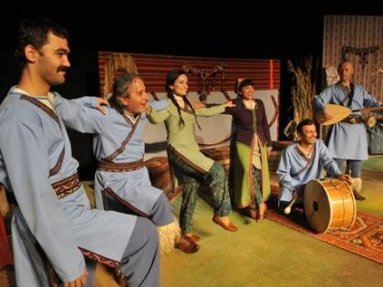 """Ankara Devlet Tiyatrosu """"Boğaçhan""""ı Ağırlıyor"""