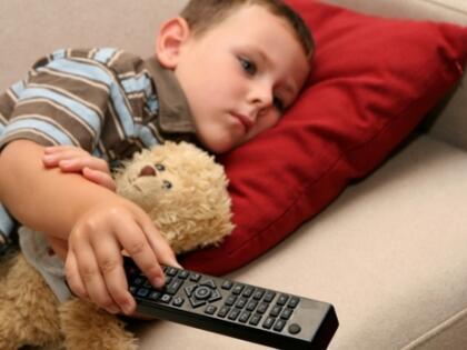 TV, Çocuklarda Suçluluk Psikolojisi Nedeni