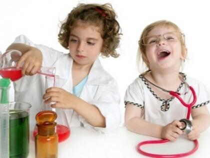 Çocuklar Bilimle Eğlenecek
