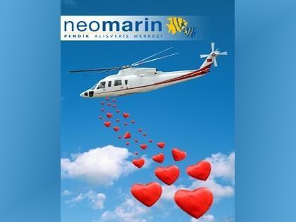 Sevgilinizi Neomarin AVM ile Uçurun