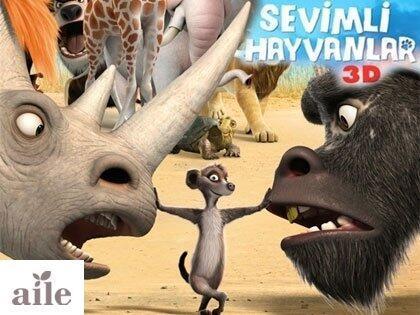 Sevimli Hayvanlar Sinemalarda