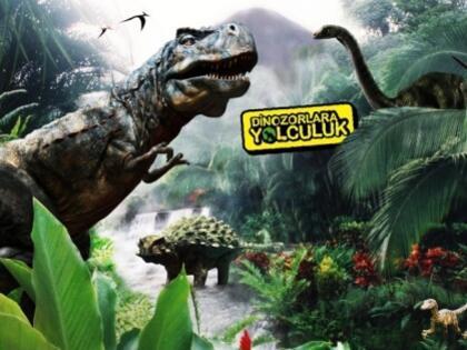 İstanbul'u Dinozorlar Bastı