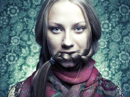 Kadınlar Erkeklerden Daha Korkak