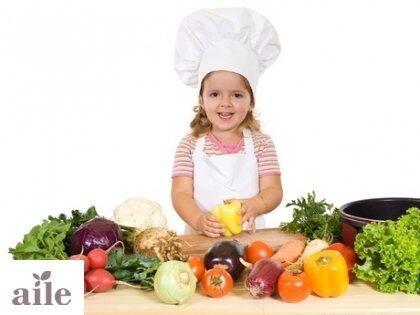 Çocuklar ve yemek sorunları