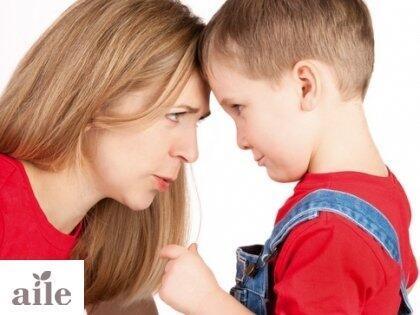 Çocuğunuzun Tokadına Boyun Eğmeyin