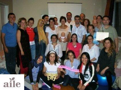 İstanbul'da Doğuma Hazırlık