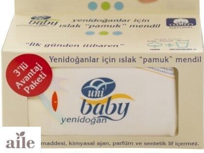 Uni Baby'den Avantaj Paketi!