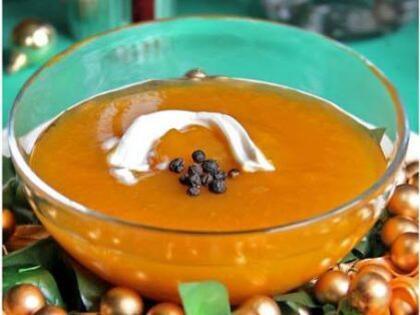 Armutlu balkabağı çorbası tarifi