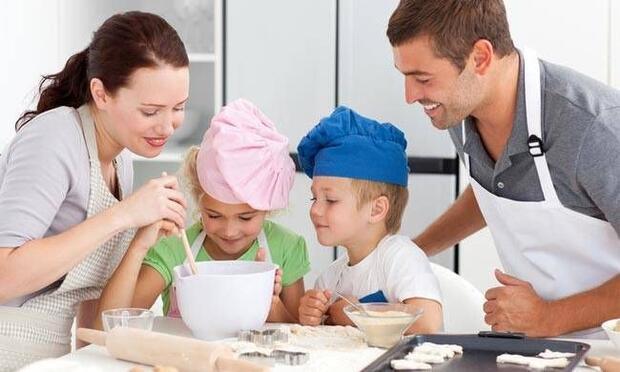 Çocuklarla birlikte yapılabilecek tarifler