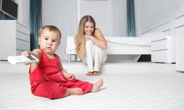 Bebekli anneler için özel sinema seansları