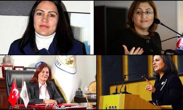 İşte belediye başkanlığı koltuğuna oturan 4 kadın