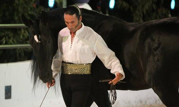 Dünyaca ünlü at gösterisi İstanbul'da!