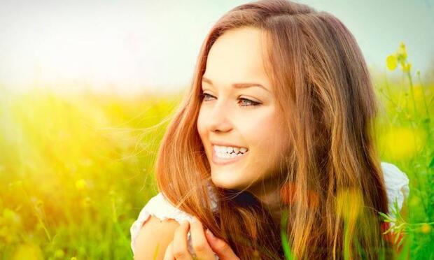 Baharın ışıltısı dişlerinize taşımak ister misiniz?