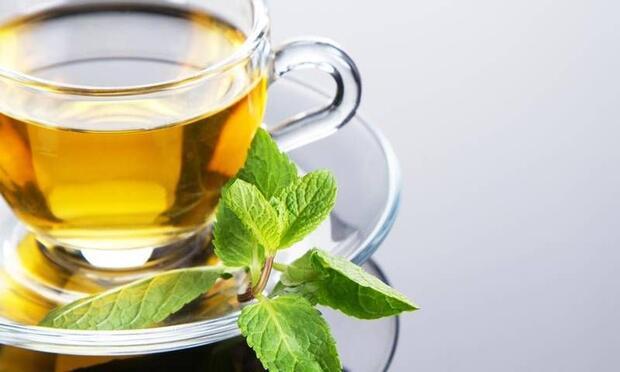 Günde 4-5 fincan yeşil çay için