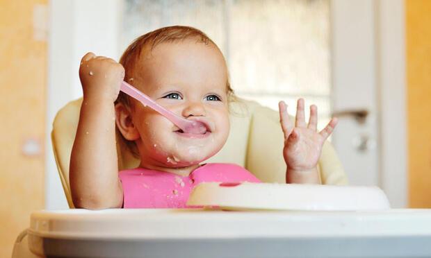 Bebeğinizin beslenmesi için püf noktalar