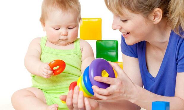 Bebeğinizle gerçekten oynuyor musunuz?