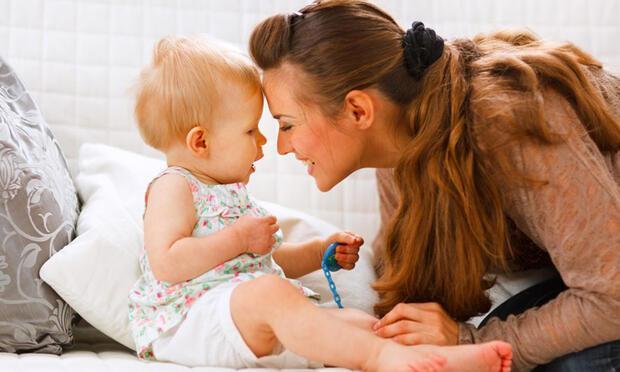 Annenin psikolojisi bebeğe de yansıyor
