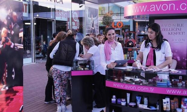 Kadınlar Avon ile güzelliğini keşfediyor