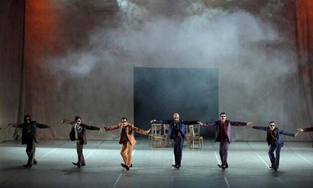 Modern dans ve müziğin sıra dışı buluşması