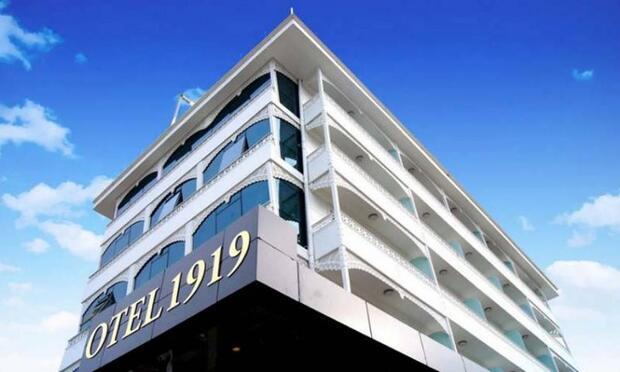 Otel 1919 muhteşem bir tatil için sizi bekliyor