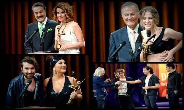 2014 Altın Kelebek Ödülleri sahiplerini buldu