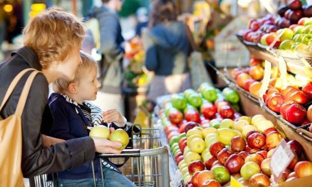 Sebze ve meyveleri taze tüketin!