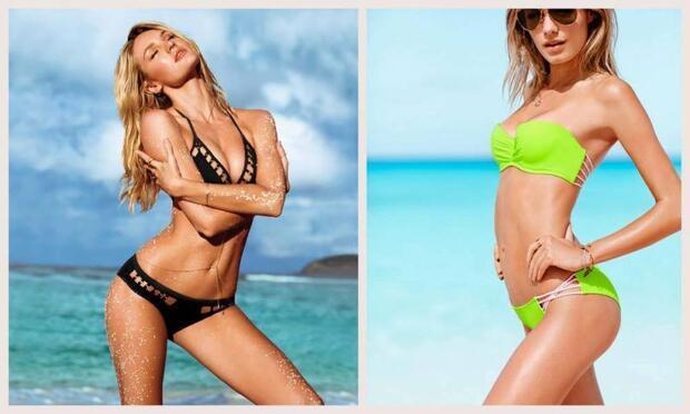 Victoria's secret 2014 plaj koleksiyonu