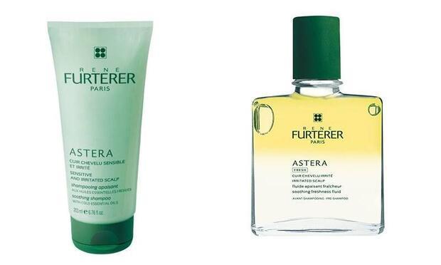 Tahriş olmuş saçlarınızı Astera ile rahatlatın