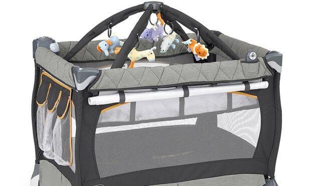 Chicco'dan bebeğiniz için beş yıldızlı yatak
