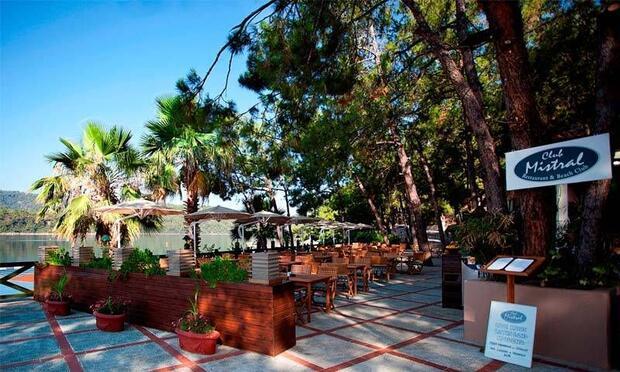 Martı Marina&Yacht Club Mistral'de bayram havası