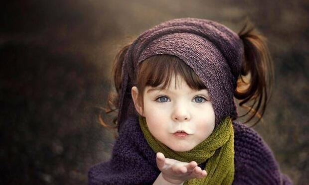 Tek eli olmayan kızın muhteşem fotoğrafları