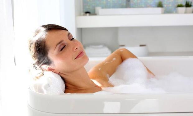 Banyo yapmak ruhu dinlendiriyor