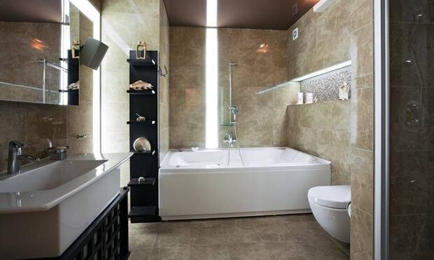 Banyo dekorasyonunda aksesuarlara yer açın!