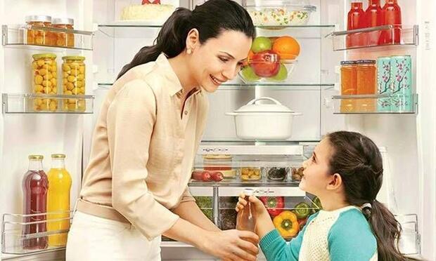 Buzdolabında hangi rafta ne olmalı?