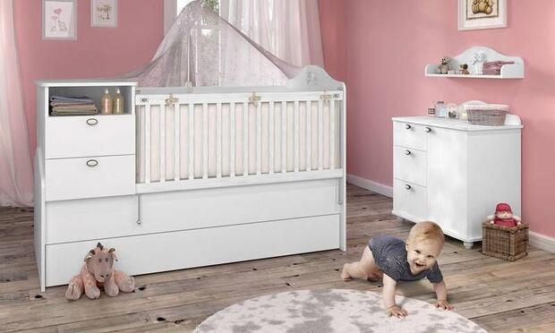 İşte, Kids&Teens'in beklenen bebek odası koleksiyonu