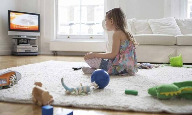 Çocuk odasına televizyon koymayın!
