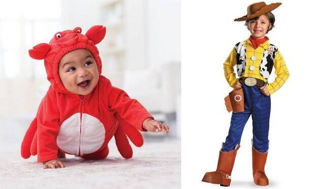 Eğlenceli kostümlerle çocuklarınızı mutlu edin!